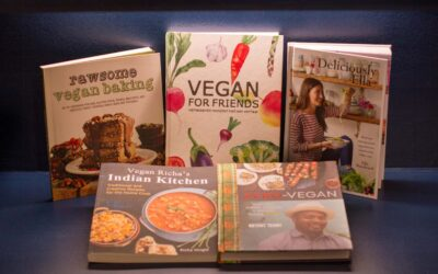5 Vegan Cooking Books We Totally Recommend