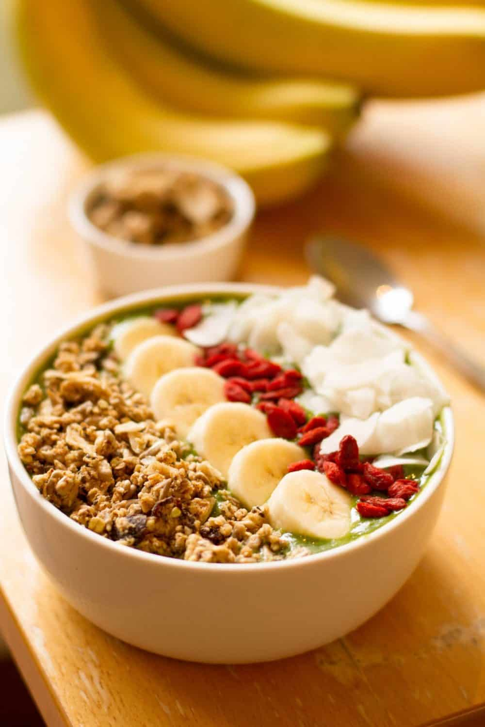 Vegabond Smoothie Bowl