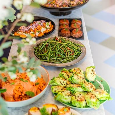 Vegabond catering
